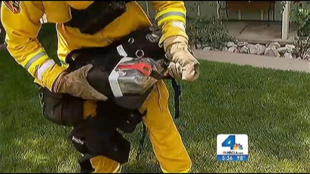 [LA] Emergency Fire Shelters Are No Sure Thing