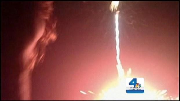 [LA] Simi Valley Fireworks Explosion Victims Recall Terror
