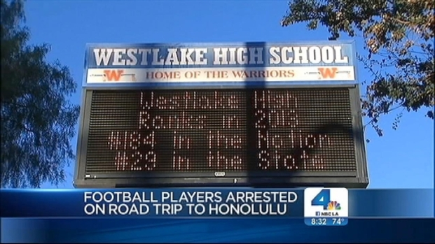[LA] High School Football Players Arrested After Alleged Sexual Assault Hazing