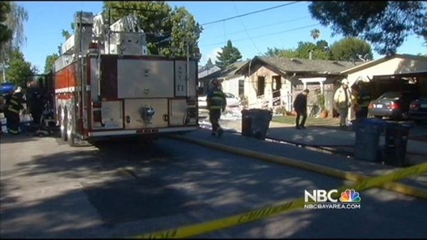 [BAY] Sunnyvale Fire Kills One, Body Found in Kitchen