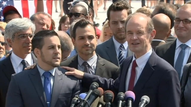 [BAY] RAW VIDEO: David Boies Reacts to Prop 8 Ruling