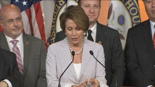 [BAY] RAW VIDEO: Rep. Nancy Pelosi