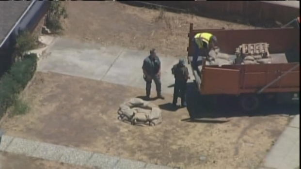 [BAY] RAW VIDEO: World War II Grenades Discovered in SJ Home