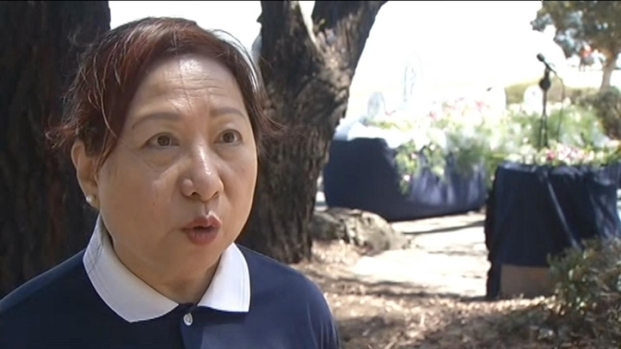 [BAY] RAW VIDEO: Bayside Memorial Held for Asiana Crash Victims