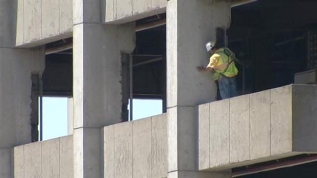 [BAY] Warren Hall Demolition Will Become Earthquake Study