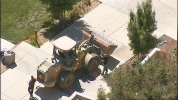 [BAY] RAW VIDEO: Woman Hit, Killed by Backhoe at SJ City College