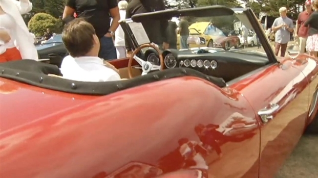 [BAY] RAW VIDEO: Ferris Bueller Car Sells for $235,000