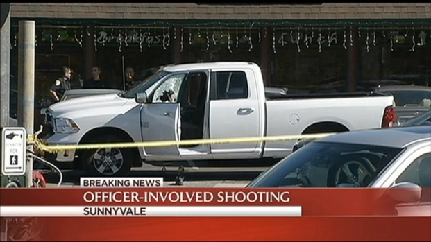 [BAY] Sunnyvale Police Shoot Undercover Drug Suspect