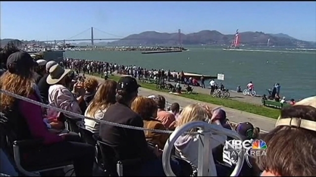 [BAY] New Race on For SF To Keep America's Cup