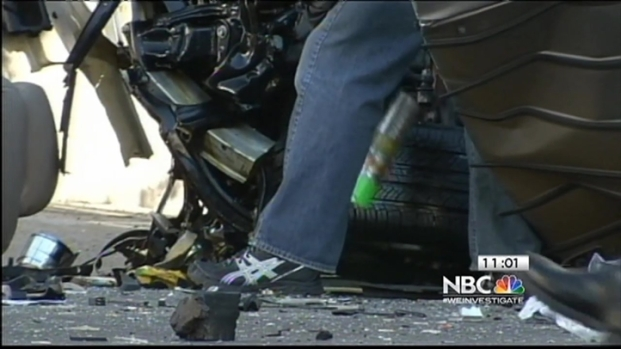 [BAY] Police: Driver Speeds at 80 mph, Teen Boy Dead, 6 Injured in SF Crash