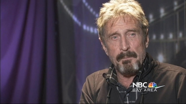[BAY] The Interview: John McAfee