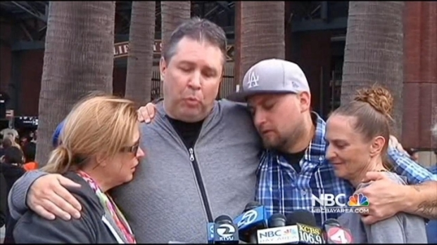 [BAY] Family of Slain Dodger Fan Speaks Out