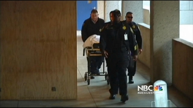 [BAY] Body Found at San Francisco General Hospital on Rarely Used Stairwell