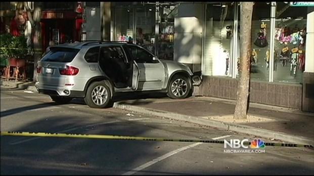 [BAY] Menlo Park Police: Twin Boys Struck By Elderly Driver