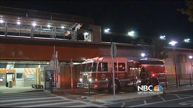 [BAY] Smoke Under BART Train Forces Evacuation at Orinda Station