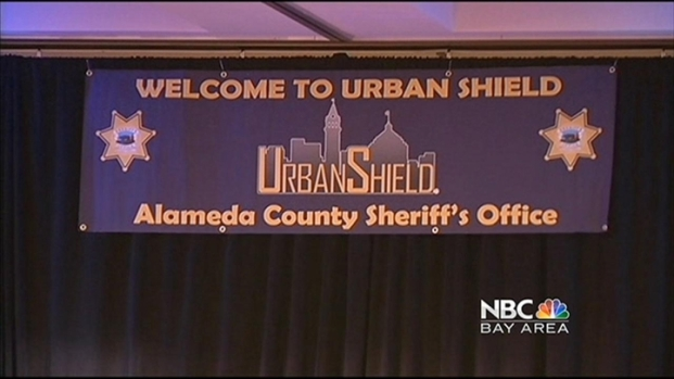[BAY] Occupy Protesters Take On Urban Shield