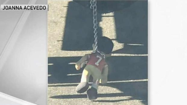 [BAY] Kaepernick Doll Seen Chained to Truck in San Jose