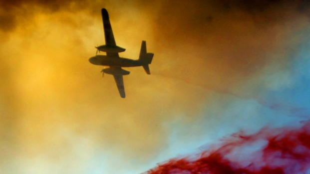 September 2011 Southern California Wildfires