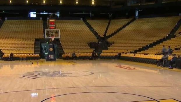 [BAY] Last Oracle Arena Game is a Must-Win for the Warriors