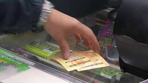[BAY] Lucky Person in SF Holding 5-of-6 Mega Millions Ticket