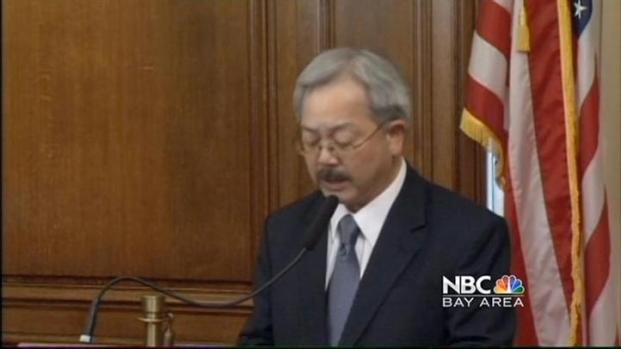 [BAY] City Hall Showdown in San Francisco