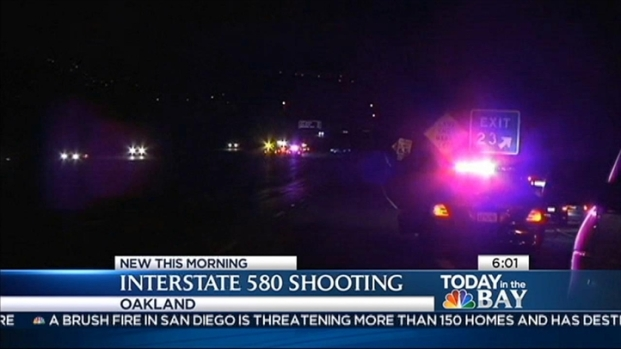 [BAY] I-580 Shooting Injures Driver
