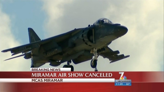 [DGO]Miramar Air Show Canceled