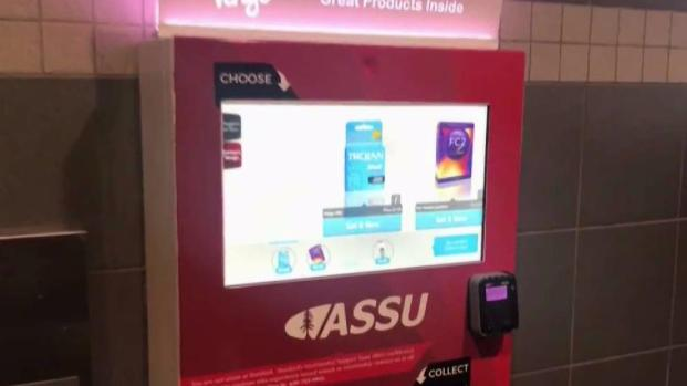 [BAY ML 5A REDELL] Kiosk With Morning-After Pills Opens on Stanford Campus