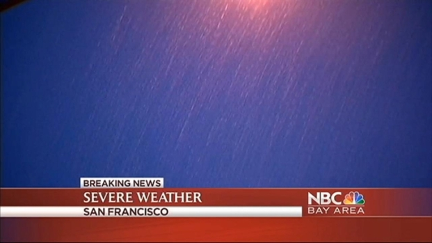 [BAY] Wind, Rain, Hail and Lightning: Bay Area Hit by Wild Weather