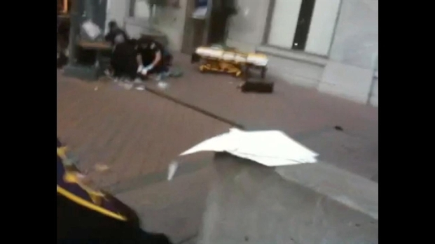 [BAY] Jodi Hernandez: Witnesses Shooting Near Occupy Oakland