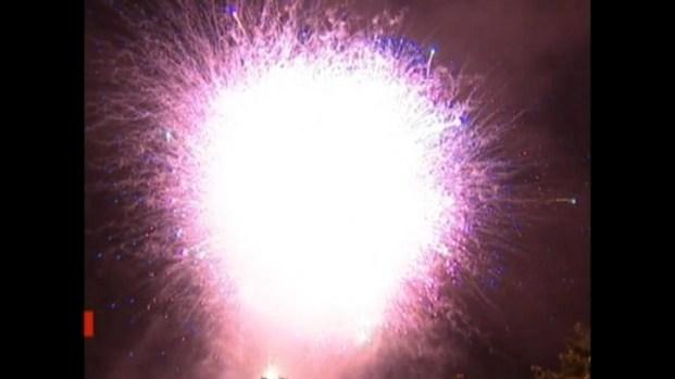 [BAY] San Ramon Fireworks Celebration