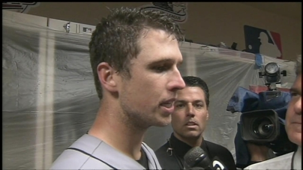 [BAY] Raw Video: Giants React to Series Comeback