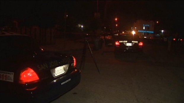 [BAY] Raw Video: Scene of San Jose's 36th homicide