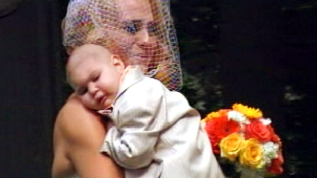 [NATL] Dying Boy Plays Best Man at Wedding
