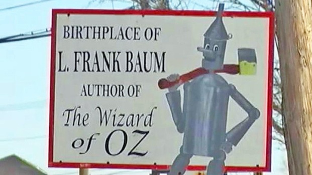 [NATL] Visiting the Birthplace of Oz