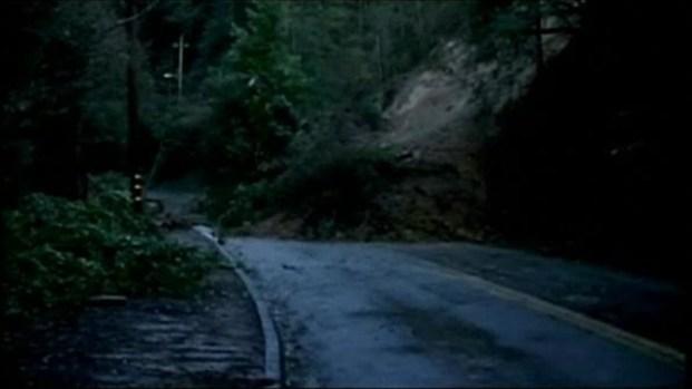 [BAY] Santa Cruz Mountains Landslides