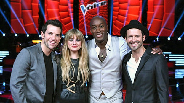 "[LA] ""The Voice"" Final Four Selected"