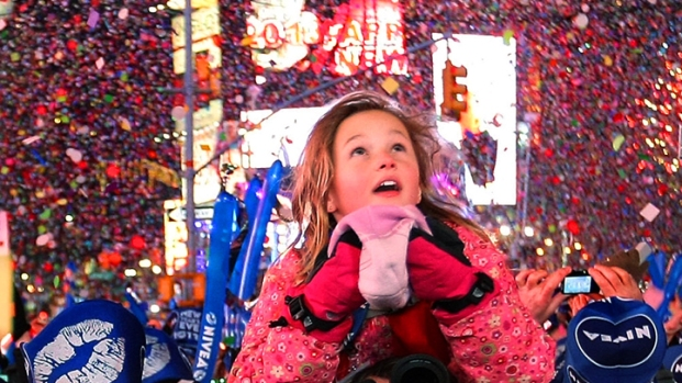 2013 Celebrated Around the World
