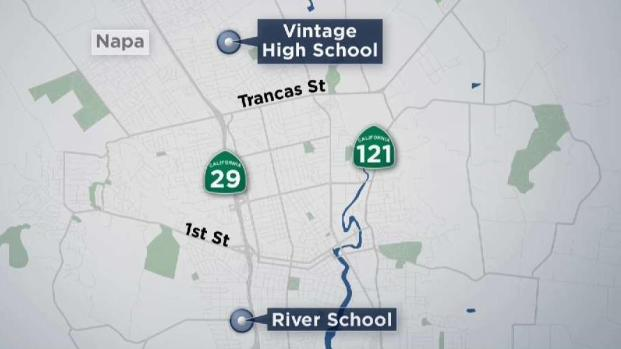 [BAY] Napa Teen Arrested After Allegedly Planning Mass Shooting