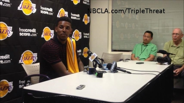 [LA] Lakers Sign Nick Young