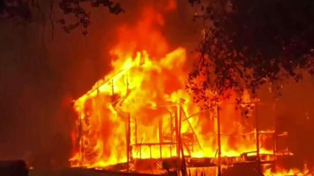 [BAY] North Bay Fire Survivors Fear New Season as They Recover From October Fires