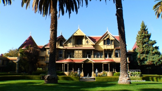 [LXTVN] Square Feet: Tour the Winchester Mystery House