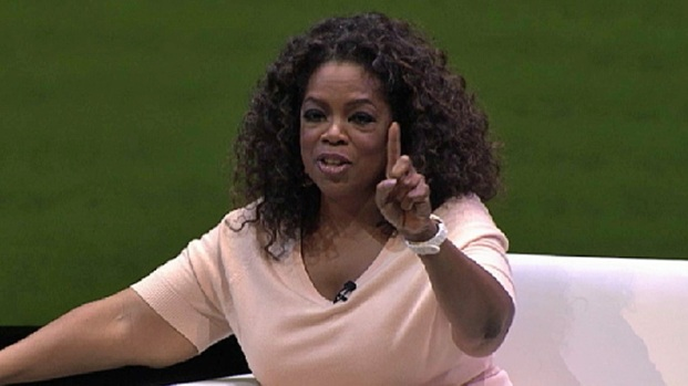 [CHI] Oprah Unveils New Starbucks Partnership