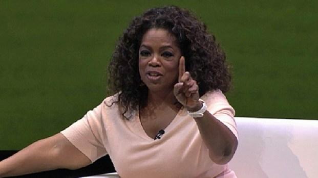 [CHI] Oprah Unveils New Starbucks Partnership