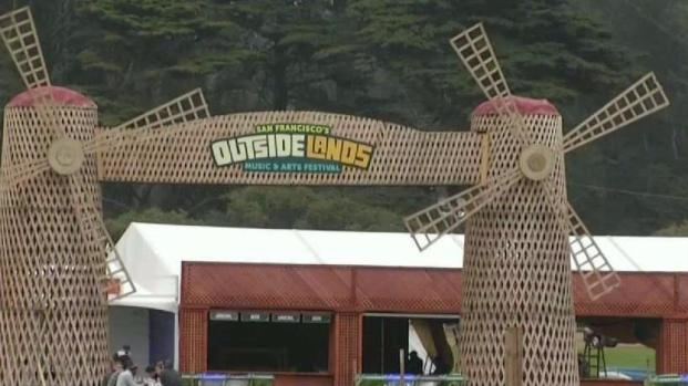 [BAY ML 5A SURATOS] San Francisco Braces for Hundreds of Thousands of Visitors For Outside Lands Music Festival