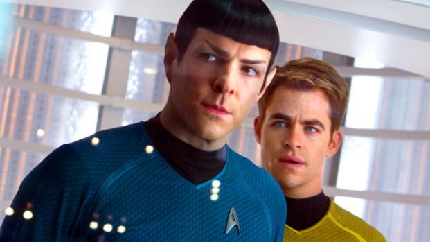 "[NEWSC] Chris Pine and Zachary Quinto on ""Star Trek"""