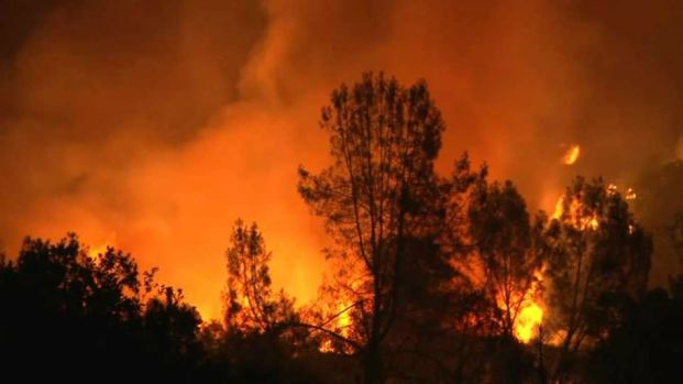 Lake County Fire Torches 8,200 Acres, Destroys 22 Structures