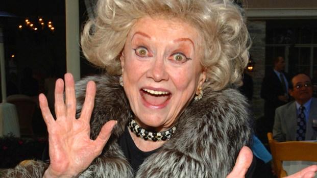 Outlandish Comedian Phyllis Diller