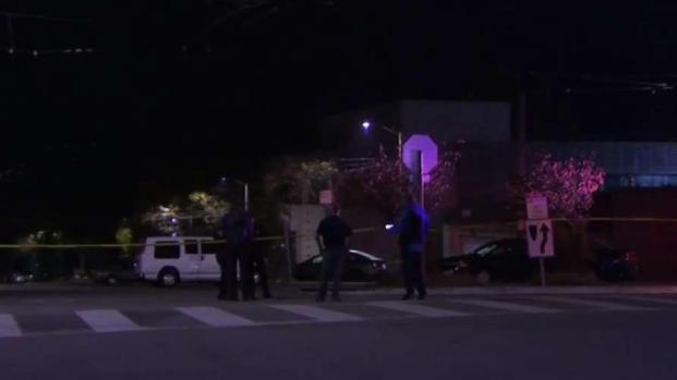 [BAY] Police Activity in Aquatic Park Cove in San Francisco