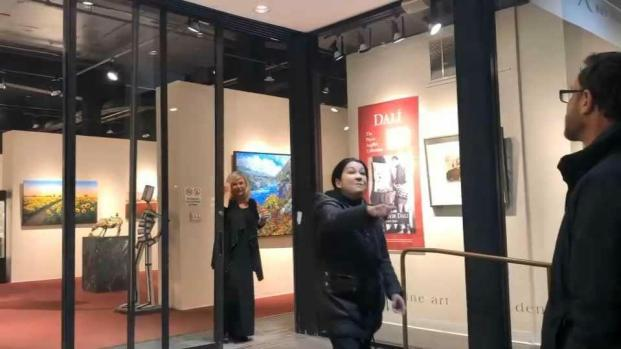 [BAY] Anti-Abortion Activists, Students Allegedly Kicked Out of SF Art Gallery